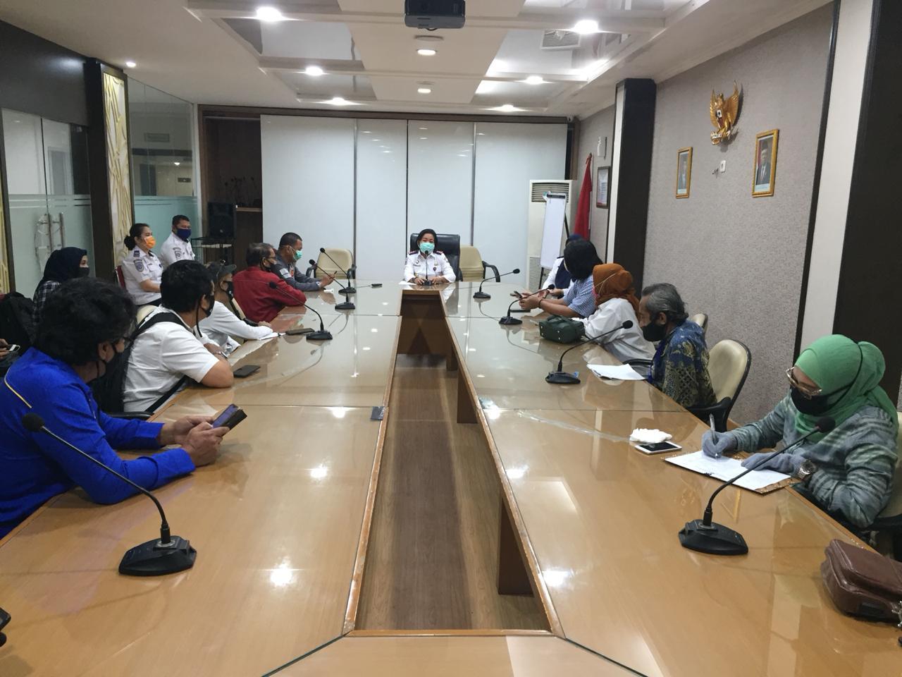 OP Tanjung Priok Gelar Aksi Peduli terkait Pandemi Covid-19